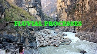 Fluvial Processes - How Rivers Form