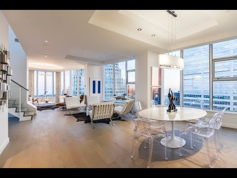 1 King Street West Toronto Unit 4903 3 Level Penthouse | Virtual Tour