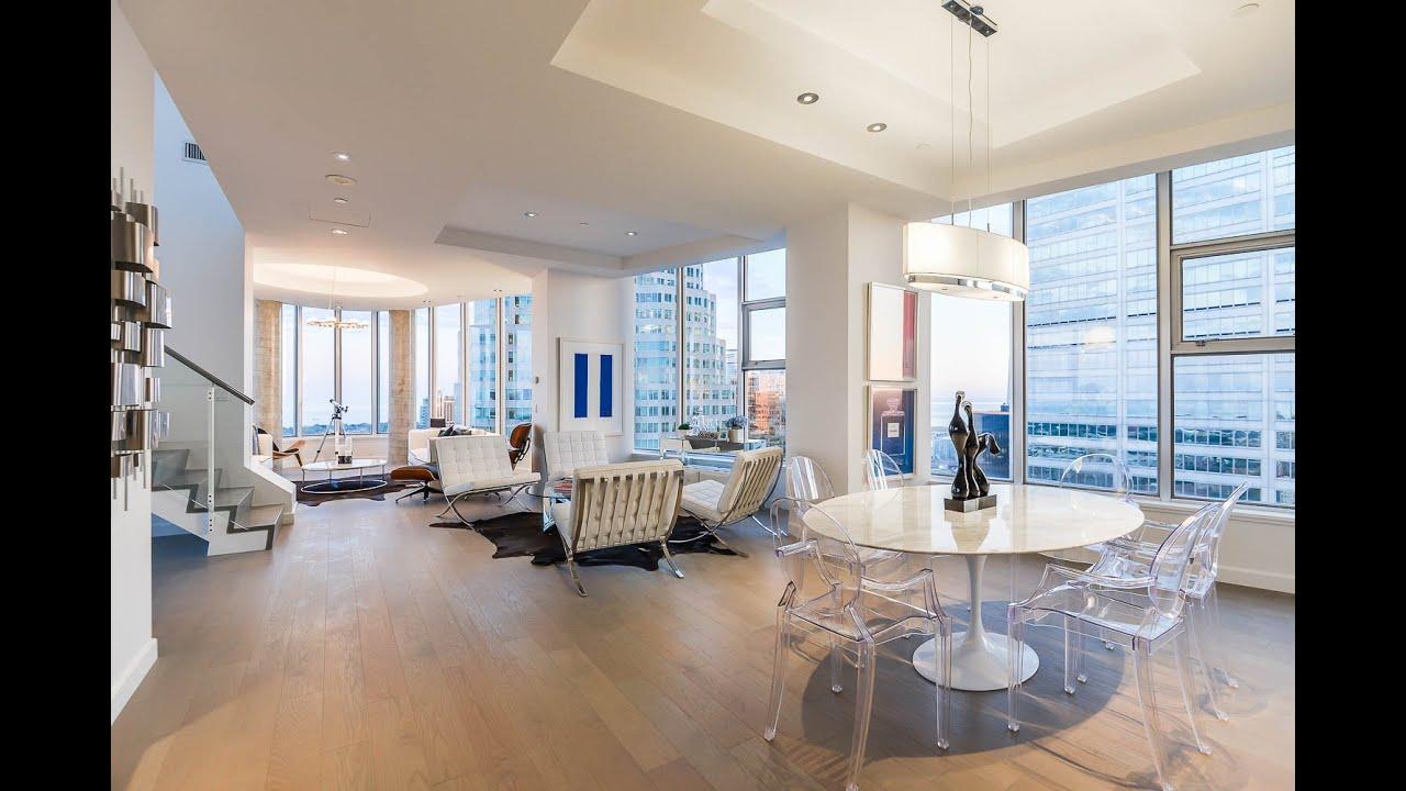 1 King Street West Toronto Unit 4903 3 Level Penthouse