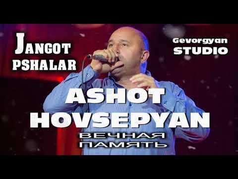 Ashot  Hovsepyan - JANGOT PSHALAR