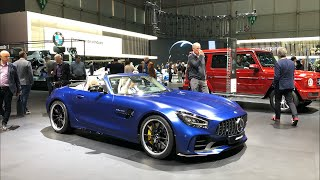 GENÈVE 2019 LIVE | Le Stand MERCEDES BENZ & AMG