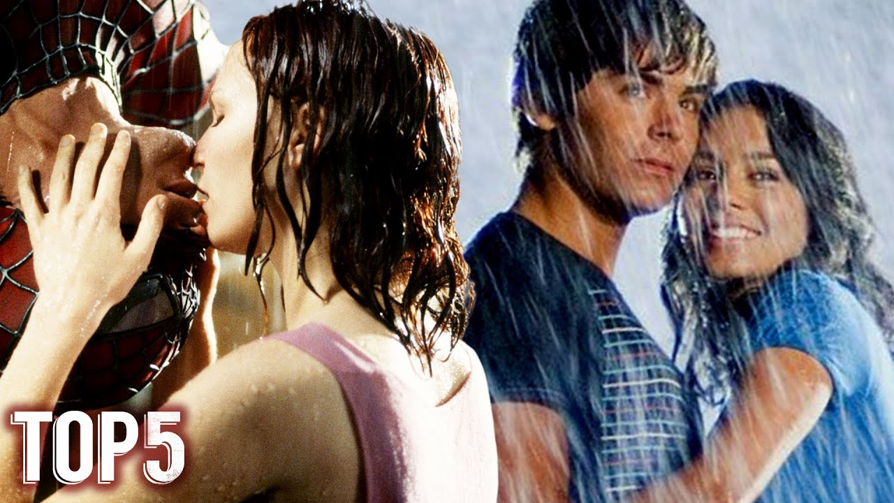 Top Best Movie Kisses Ever Top Fridays YouTube - The 10 most emotional movie scenes of all time
