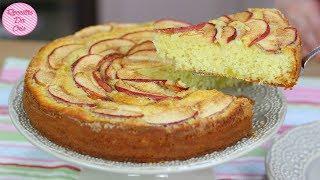 Receita Torta Fácil de Maça – Para o Natal