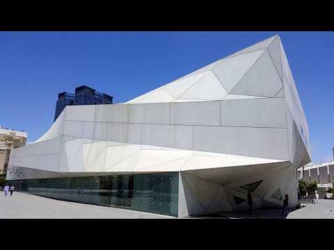 Tel Aviv museum of art - israel
