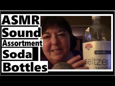 ASMR Sound Assortment - Plastic Soda Bottles - Soft & Harsh - Crush, Tap, Rub, Scratch - Fast & Slow