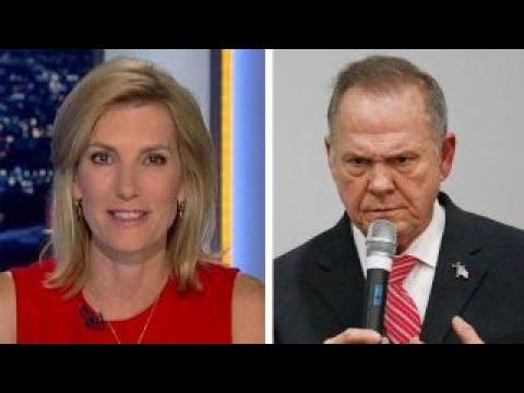 Laura Ingraham: Roy Moore is a convenient GOP scapegoat
