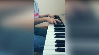 Bizarre Love Triangle - New Order | Short Piano Cover (Carme Rodríguez)