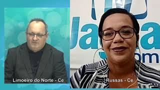 Raquel Tavares aborda temas da cidadania e da política Russana no Vale em Foco 24 04 2019