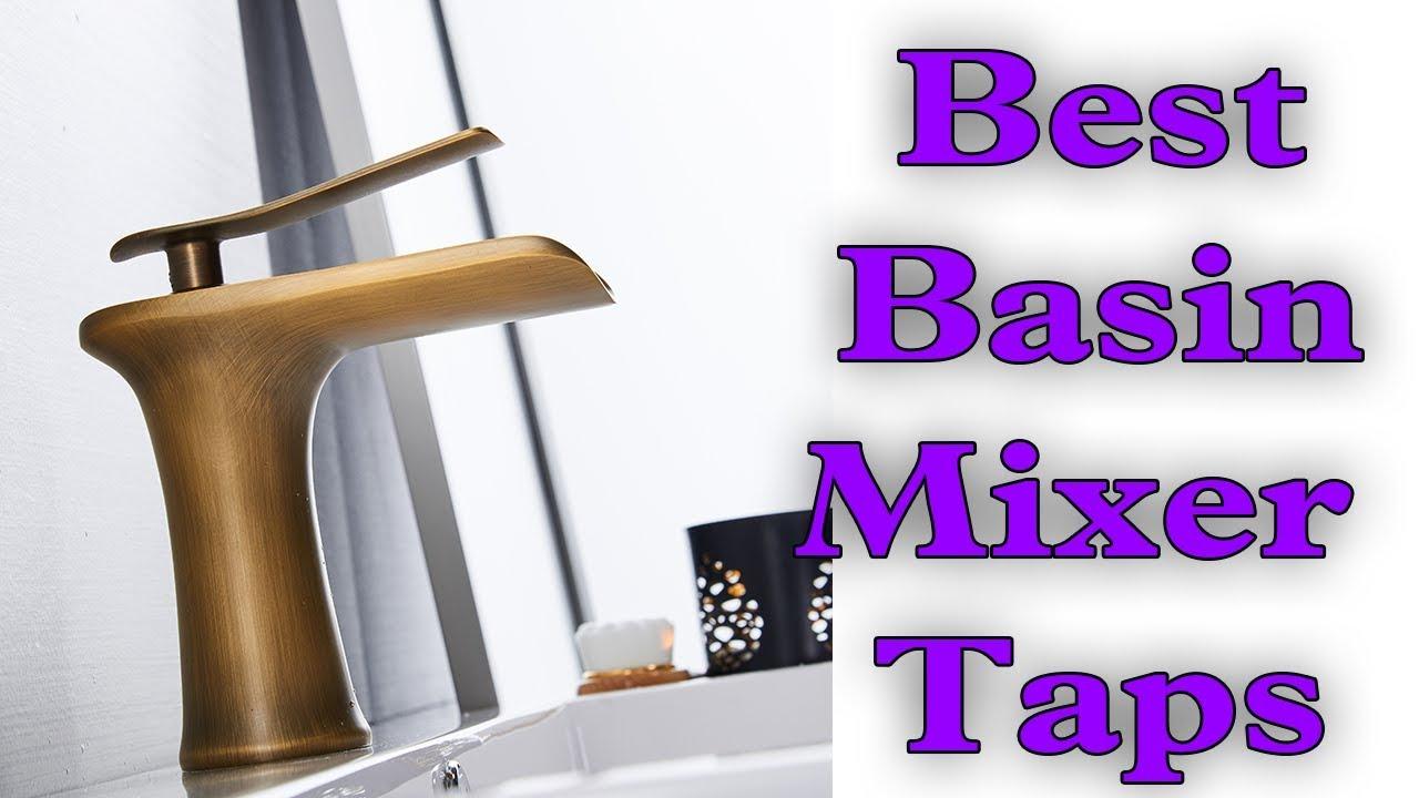 Best Bathroom Taps Review | Best Basin Mixer Taps - YouTube