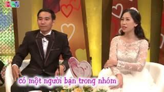 Chết cười với cặp vợ chồng .. bất chấp hết yêu nhau đi | Duy Vũ - Thu Thủy  | VCS 109
