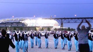 Carolina Crown 2014 - Hornline Warmup [Quality Audio]