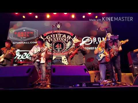 Dallas International Guitarfest 41st Annual Concert Series,Jam Session,Part V, Canton Hall, Dallas