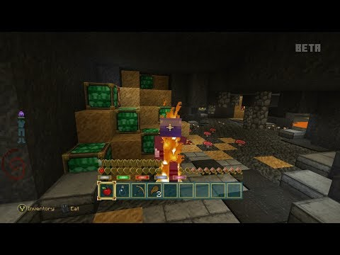 Minecraft Xbox One BETA Minigame 1.5 Hours Of Gameplay