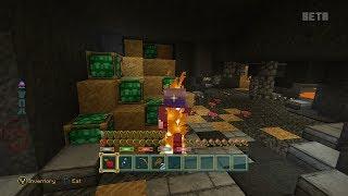 Minecraft Xbox One BETA Minigame 1.5 Hours Of Gameplay
