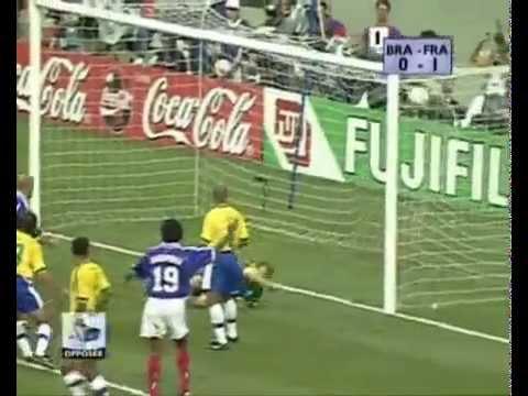 World Cup 1998 France - La cours des grandes - Youssou N'Dour & Axel Red