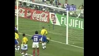 World Cup 1998 France - La cours des grandes - Youssou N'Dour & Axel Red