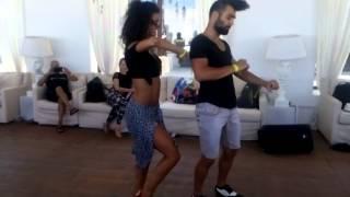 OIDF 2015 Dimitris & Stella salsa workshop