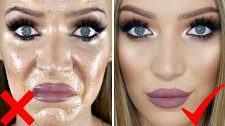 Oily Skin HACKS You NEED to Know! | Stephanie Lange