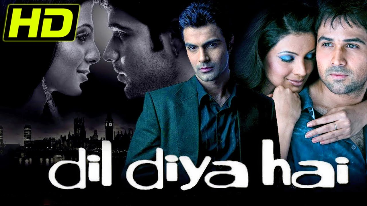 Dil Diya Hai (HD) (2006) Full Hindi Movie | Emraan Hashmi, Ashmit Patel, Geeta Basra, Mithun