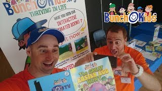 BunchOKids Interactive Booklets.