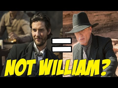 LOGAN IS THE MAN IN BLACK! WESTWORLD THEORY DEBUNKED?