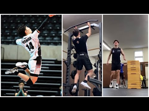Crazy Jump Training By Yuji Nishida   How To Be Monster Of The Vertical Jump (HD)