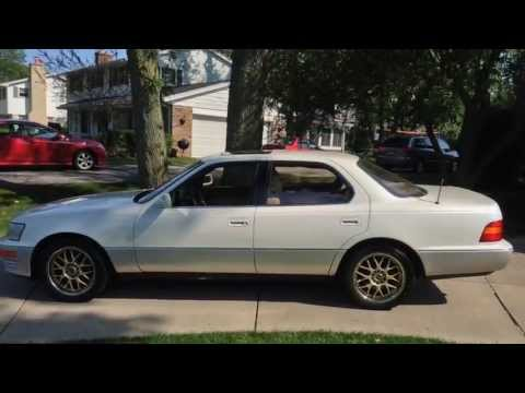 1992 lexus ls400 review