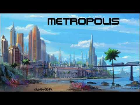 Metropolis   Sci Fi Hörspiel