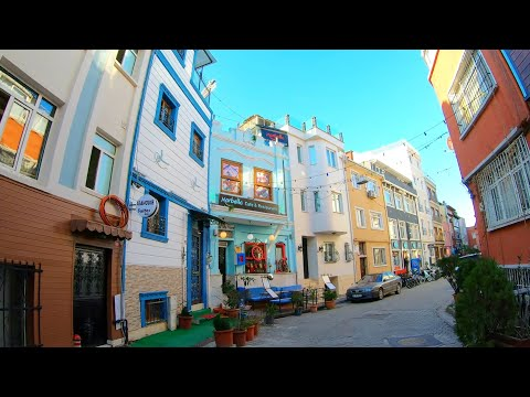Little Hagia Sophia Streets - Walking Tour   Istanbul 🇹🇷 [4K]