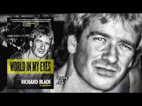 "D.J. Richard Blade & Eric Blair talk ""World In My Eyes"" Autobiography 2018"