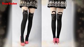 Most Creative Tights Making Girl