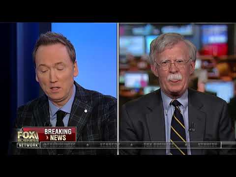 John Bolton fires back against Bernie Sanders tweet