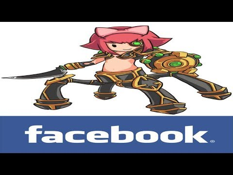 If league of legends Champions had Facebook #52 (Annie's Innocence)