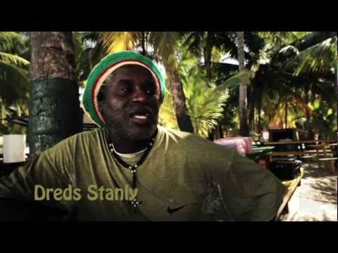 Dreds Stanly Johnny Cay, San Andres island