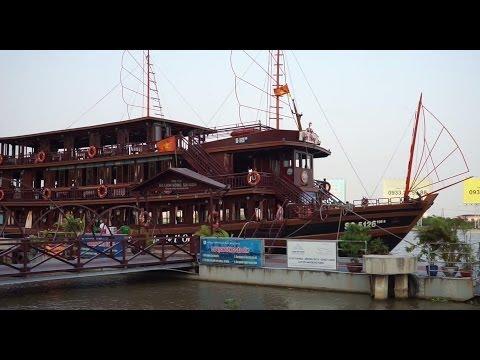 Saigon River 2014 Ho Chi Minh City