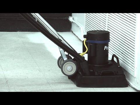 Powr² Orbital Floor Machine Introduction