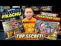 TOP SECRET POKEMON CARDS AT GAMESTOP! NEW CHARIZARD SPECIAL CASE FILE BOX! DETECTIVE PIKACHU CARDS!