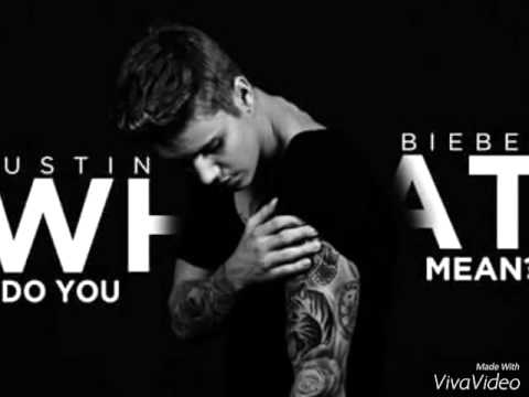 Justin Bieber - What do you mean (+Download Link)