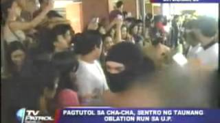 Oblation Run and Mercury Phase-Out, TV Patrol