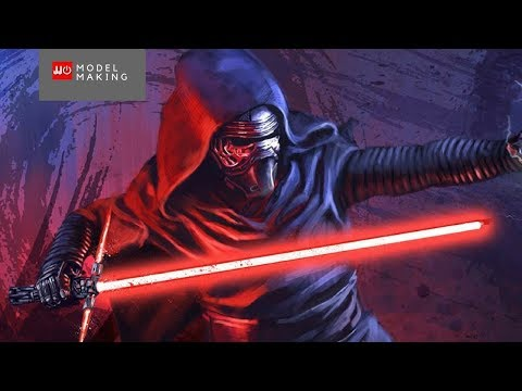 All Kylo Ren scenes in Star Wars 7 The Force Awakens