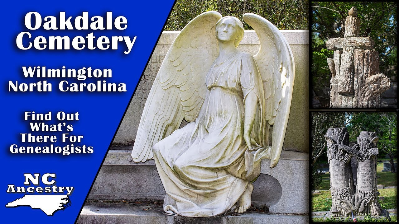Oakdale Cemetery Wilmington Nc Map.Oakdale Cemetery Wilmington North Carolina Interview With Eric