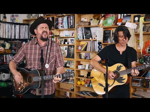 Drive-By Truckers: NPR Music Tiny Desk Concert