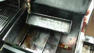 Char Griller Duo with Side Fire Box and Mods