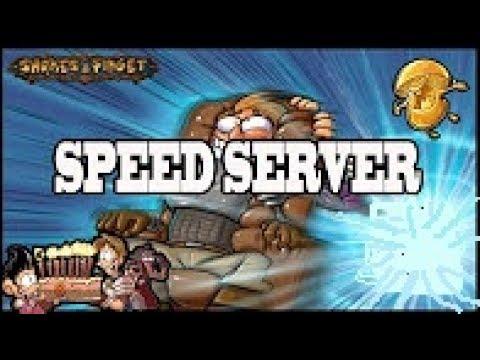 Shakes & Fidget [ SPEED SERVER!!!] #PART 1