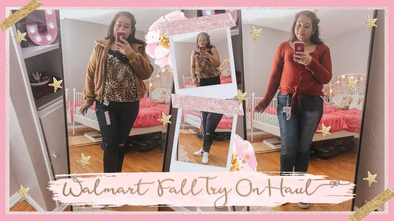 [VIDEO] - Walmart Try On Haul // Fall Outfit Ideas 2019 | fashionxfairytale 8