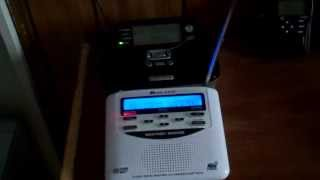 NOAA Weather Radio - EAS #775: Severe Thunderstorm Warning (6/28/2013)