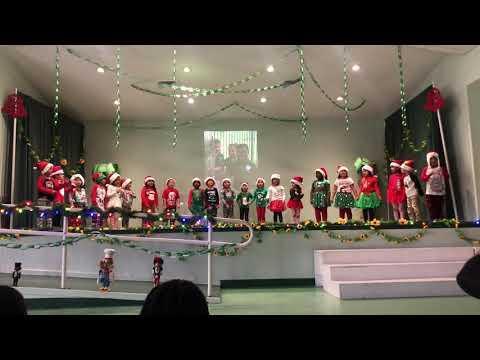 Christmas Makes Me Sing Hope Rural School