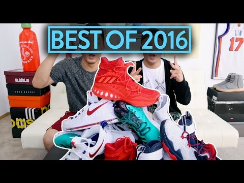 PERFORMANCE BASKETBALL SNEAKERS OF 2016 | Fung Bros