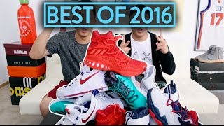 NEWEST PERFORMANCE BASKETBALL SNEAKERS OF 2016