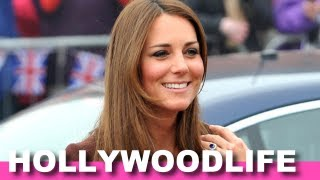Kate Middleton Names Her Baby After Princess Diana